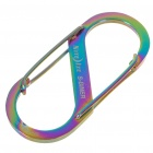 Nite Ize S-Biner Stainless Steel Carabiner Clip - Color Assorted (Size #2)