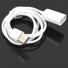 USB Extension Cable for   Ipod/Ipad - White (100CM-Length)
