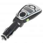 "1.3 ""LCD A2DP Bluetooth V2.0 MP3-Player FM-Transmitter mit Anrufer ID Handsfree (SD/USB/2.5mm)"