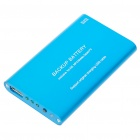 2000mAh Emergency Power Rechargeable Battery Pack with USB Port (Blue)
