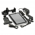 "7.0"" TFT Touch Screen LCD Win CE 6.0 GPS Navigator (Internal 4GB USA Maps)"