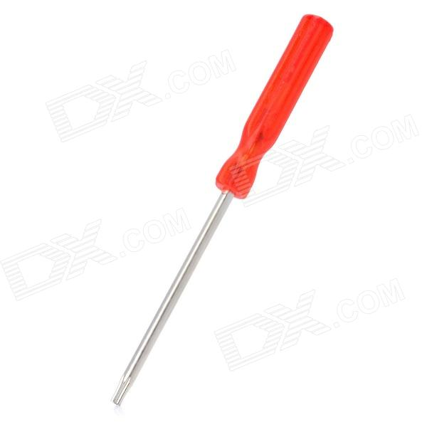 Screwdriver for Xbox 360 Wireless Controller - Red screwdriver for xbox 360 wireless controller red