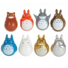 Cute TOTORO Figure Tumblers (8-Pack/Style Assorted)