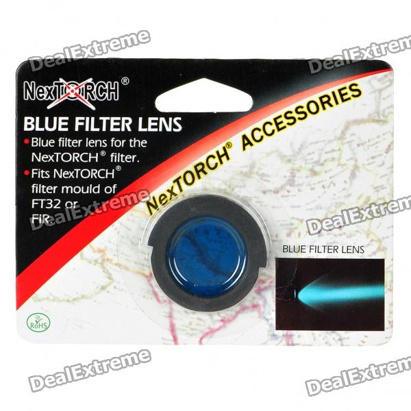 Nextorch BF Blue Filter Lens