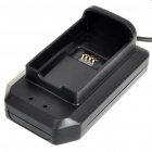 "Rechargeable ""4800mAh"" Battery + USB Charging Cradle/Dock for Xbox 360 Slim"