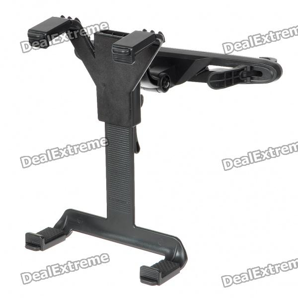 Plastic Car Seat Rear Swivel Mount Dock for iPad/iPad 2