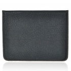 Protective PU Leather Carrying Case for Ipad 2 (Black)