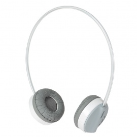 Rapoo H3010 2.4GHz USB Rechargeable Wireless Headphone with Microphone (Grey)