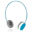 Rapoo H3010 2.4GHz USB Rechargeable Wireless Headphone with Microphone (Blue)