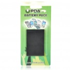 Replacement 3.7V 1600mAh Rechargeable Lithium Battery for DELL mini 5