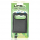 3.7V 2600mAh High Capacity Battery Pack with Back Cover for HTC HD7