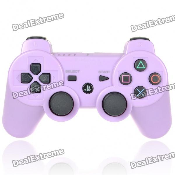 Designer DualShock 3 Bluetooth Wireless SIXAXIS Controller für PS3 - Purple