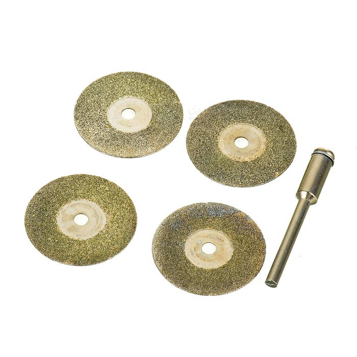 Disco de corte de 25 mm (4-Pack)