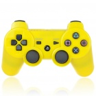Designer's DualShock 3 Bluetooth Wireless SIXAXIS Controller for PS3 - Yellow