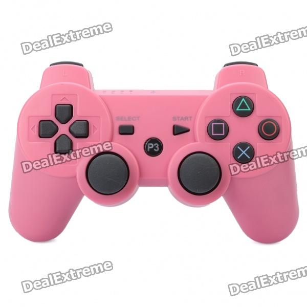 DualShock 3 Bluetooth Wireless SIXAXIS Controller for PS3 - Pink