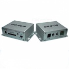 Single Channel Motion Detection Mini DVR A/V Recorder with TF Card Slot - DC 12V (NTSC/PAL)