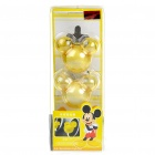 Cute Car Outlet Formed Perfume Air Fresheners - Yellow (2-Piece Pack)