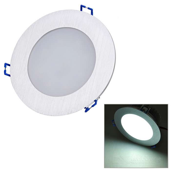 High-Brightness-12W 12-LED 1080LM weiße LED Deckenleuchte / Down Light (85 ~ 265V)