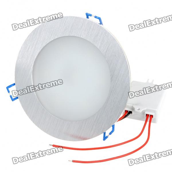 High Brightness 7W 7-LED 630LM White LED Ceiling Lamp/Down Light (85~265V) ar111 led lamp 12w 6 2w led spot ceiling light high quality es111 qr111 85v 265v daywhite fcc