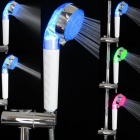 LED Color Changing Hand Shower (Pink)