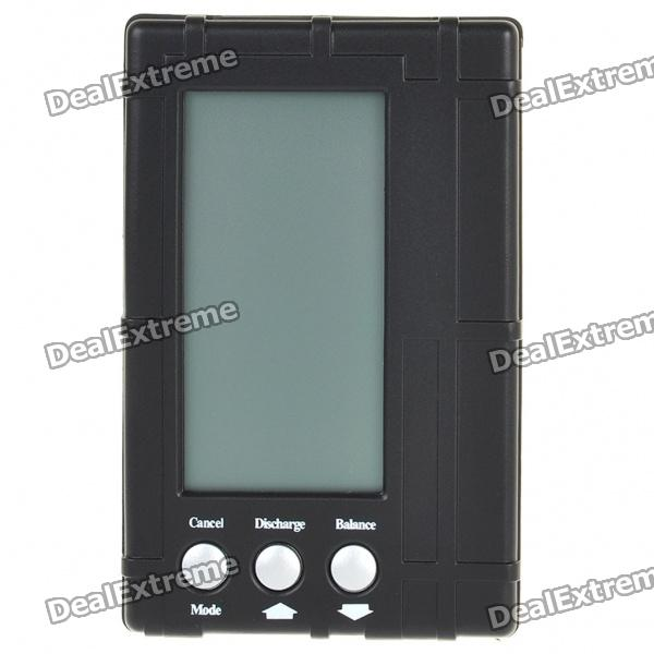 "2.6"" LCD Li-Polymer/Li-Fe Battery Voltage Meter Balancer /Discharger"