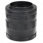 En alliage d'aluminium Macro Extension Tube Ring pour Sony AF 135