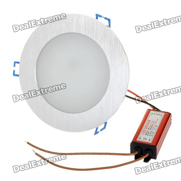 9W 810LM White 9-LED Ceiling Lamp Light with LED Driver (85~265V)