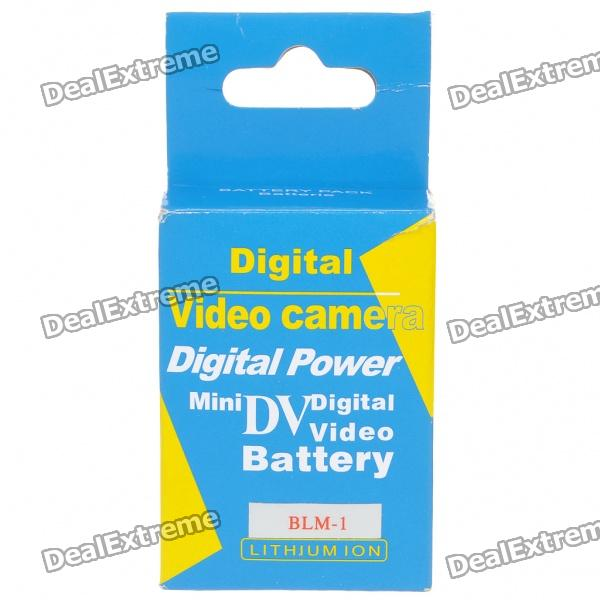 BLM-1 Compatible 7.2V 1500mAh Replacement Li-Ion Battery for OLYMPUS Cameras