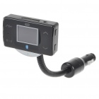 "1.5 ""LCD MP3 Player FM Transmitter + Bluetooth Hands-Free mit Lenkrad-Steuerung Berg"