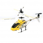 T9039 Rechargeable Wireless Remote Control 3-CH Helicopter with Gyroscope - Random Color