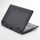 "7.0"" TFT LCD Android 2.2 VIA 8650 CPU WiFi UMPC Netbook - Black (349.79MHz/2GB/3-USB/SD/LAN)"