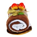 Cute Swiss Cake Towel