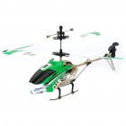 T39 Rechargeable Wireless Remote Control 3-CH Helicopter with Gyroscope - Random Color