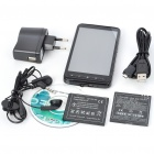 "A2000 4.3"" Touch Screen Android 2.2.1 Dual SIM Quadband PDA GSM TV Cell Phone w/ Wi-Fi"