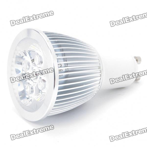 GU10 5W 450lm 6000K Cold White Light 5-LED Cup Bulb (AC 85~265V)