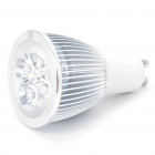 GU10 5W 5-LED 6000K 450-Lumen Light Bulb (AC 85~265V)