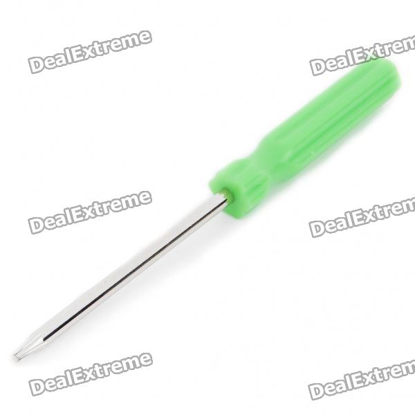 Precision Screwdriver Tool for XBOX 360 Hard Disk Drive HDD - Green