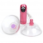 Multi-Speed Vibration Breast Enhances Massager (4 x AAA)