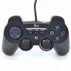 Betop Dual-Shock Gaming Controller for PS3 - Black (197CM-Cable)