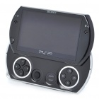 "Genuine SONY PSPgo 3.8"" LCD Game Console Core Pack - Piano Black (16 GB)"