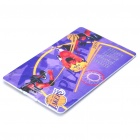 Stylish NBA Superstar Pattern Card Style USB Flash Drive (2GB)