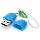 Genuine PNY USB 2.0 Flash/Jump Drive - Magic Bean (8 GB)