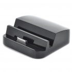 Charging Docking Station with Line Out + Mini USB Port for Samsung P1000 - Black (110~240V)