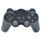 2.4GHz Wireless Dual-Shock Gaming Controller w/ Receiver for PS2 (3 x AAA)
