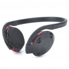 H-580 Bluetooth V2.0+EDR A2DP Handsfree Stereo Headset - Red + Black (13-Hour Talk)