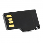 Ultra-slim Micro SD TransFlash USB Card Reader (Color Assorted)