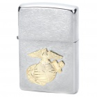 Genuine Zippo Fuel Fluid Lighter - Eagle