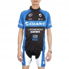 Giant Team Short Sleeve Bicycle Bike Riding Suit Sports Clothes Set (Size-L/168-176cm)
