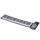 49-Key Digital aufrollbare Soft-Silikon-Piano mit MIDI