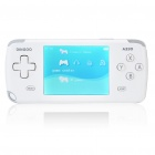 "Dingoo A330LE Portable 3.0"" LCD Game Console MP3/MP4 Player with FM/TV-out/Micro SD - White (4GB)"